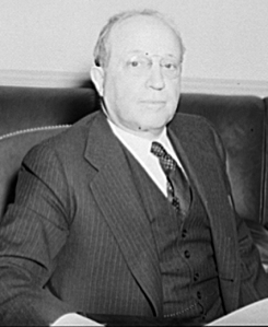 Meyer in the 1940s